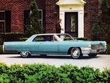 Photos of Cadillac Calais Coupe 1965