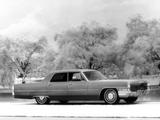 Photos of Cadillac Calais Sedan 1965