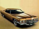 Pictures of Cadillac Calais Hardtop Sedan (68249N) 1971