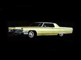 Cadillac Calais Coupe 1968 wallpapers
