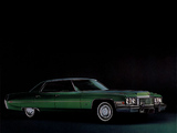 Cadillac Calais Hardtop Sedan (C49/N) 1973 wallpapers