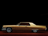 Cadillac Calais Hardtop Coupe (C47/G) 1973 wallpapers