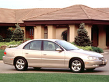 Cadillac Catera 1997–2000 images