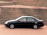 Cadillac Catera 1997–2000 photos