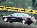 Cadillac Catera 1997–2000 photos