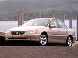 Pictures of Cadillac Catera 1997–2000