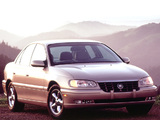 Cadillac Catera 1997–2000 wallpapers