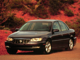 Wallpapers of Cadillac Catera 1997–2000