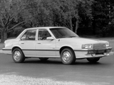 Wallpapers of Cadillac Cimarron 1988