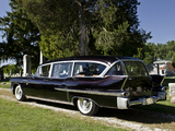 Cadillac Superior Beau Monde Combination (8680S) 1958 wallpapers