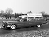 Cadillac Superior Royale Rescuer Ambulance (6890) 1959 photos