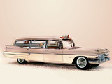 Cadillac Sayers & Scovill Superline Parkway Ambulance (6890) 1959 wallpapers