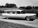 Cadillac Superior Royale Ambulance (6890) 1960 wallpapers
