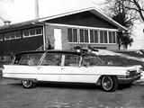 Cadillac Superior Crown Ambulance (6890) 1963 photos