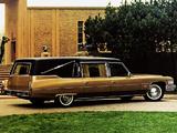 Cadillac Superior Sovereign Regal Landaulet (F90/Z) 1975 pictures