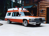 Cadillac Superior Transport Ambulance (Z90) 1979 wallpapers