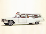 Images of Cadillac Sayers & Scovill Superline Parkway Ambulance (6890) 1962