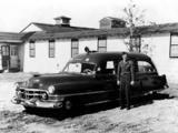 Photos of Cadillac Ambulance by Meteor 1951