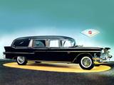 Photos of Cadillac Sayers & Scovill Victoria Landau (8660S) 1958