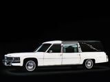 Photos of Cadillac Miller-Meteor Citation Funeral Coach (Z90) 1978