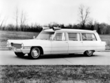Pictures of Cadillac Sayers & Scovill Parkway Ambulance (69890Z) 1965