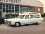 Pictures of Cadillac Sayers & Scovill Kensington Ambulance (69890-Z) 1967