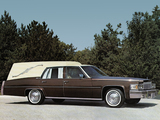 Pictures of Cadillac Miller-Meteor Athena Hearse (Z90) 1978
