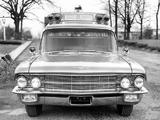 Cadillac Superior Ambulance (6890) 1962 wallpapers