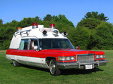Cadillac Miller-Meteor Criterion Ambulance (6F-F90/Z) 1975 wallpapers