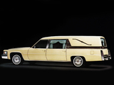 Cadillac Miller-Meteor Crestwood Funeral Coach (Z90) 1978 wallpapers