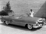 Cadillac Le Mans Concept Car 1953 pictures