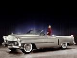 Cadillac Le Mans Concept Car 1953 wallpapers
