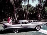 Cadillac El Camino Concept Car 1954 photos