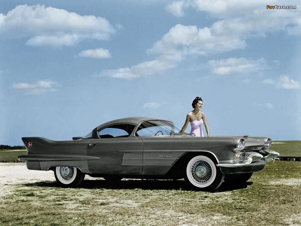 Cadillac El Camino Concept Car 1954 photos (1024 x 768)