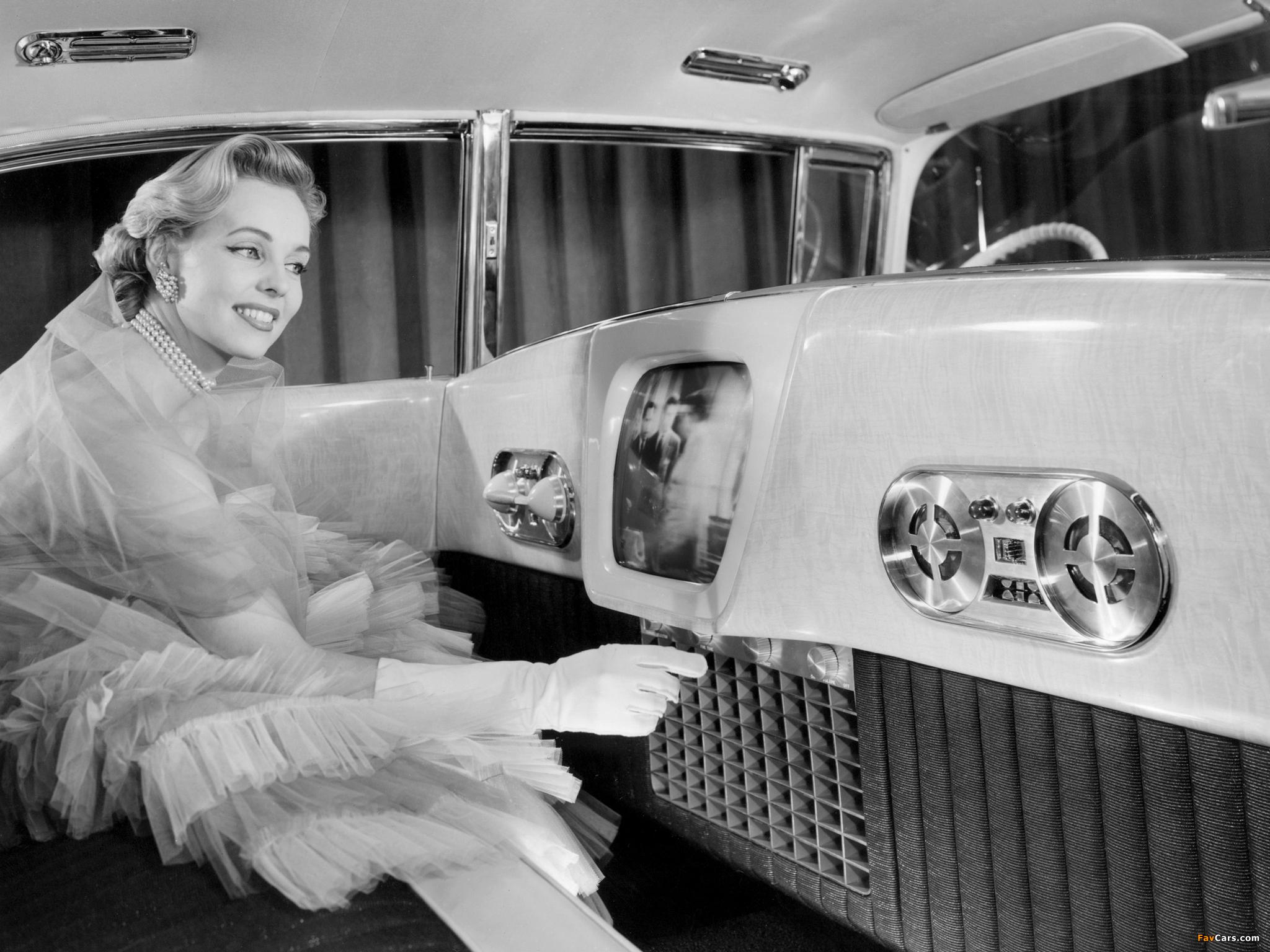 Cadillac Eldorado Brougham Dream Car 1955 wallpapers (2048 x 1536)