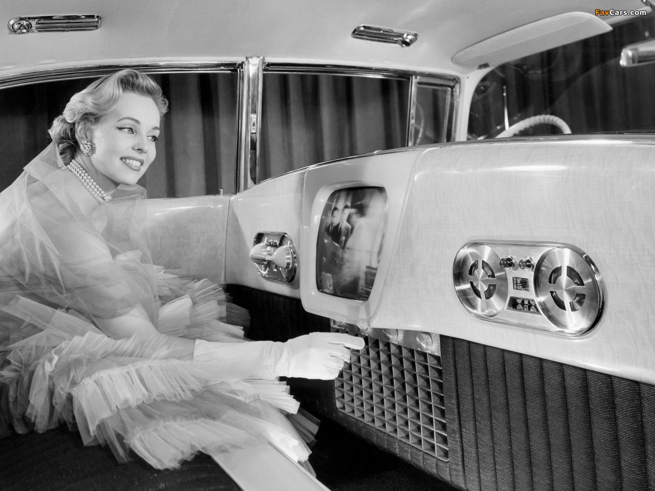 Cadillac Eldorado Brougham Dream Car 1955 wallpapers (1280 x 960)