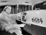 Cadillac Eldorado Brougham Dream Car 1955 wallpapers