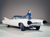 Cadillac Cyclone Concept Car 1959 pictures