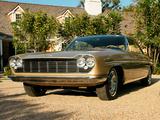 Cadillac Jacqueline Brougham Coupe Concept 1961 photos