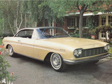 Cadillac Jacqueline Brougham Coupe Concept 1961 pictures