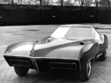 Cadillac HR-840 Eldorado Fastback Concept 1965 photos