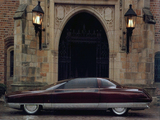 Cadillac Solitaire Concept 1989 pictures