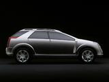 Cadillac Vizon Concept 2001 pictures