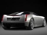 Cadillac Cien Concept 2002 photos