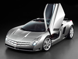 Cadillac Cien Concept 2002 wallpapers