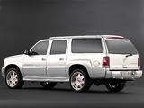 Cadillac Escalade ESV Executive Edition Concept 2003 images