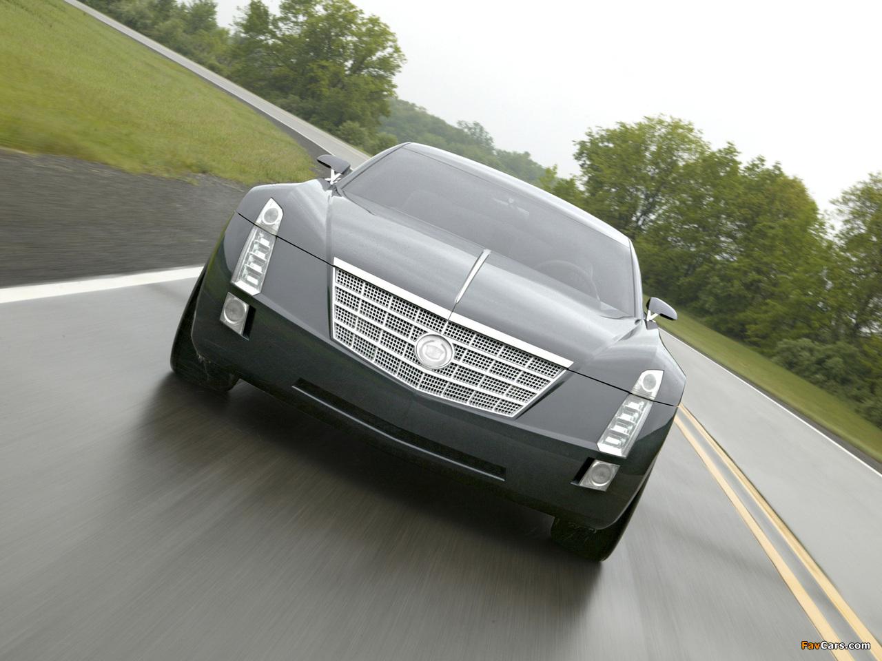 Cadillac Sixteen Concept 2003 photos (1280 x 960)