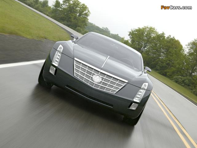 Cadillac Sixteen Concept 2003 photos (640 x 480)