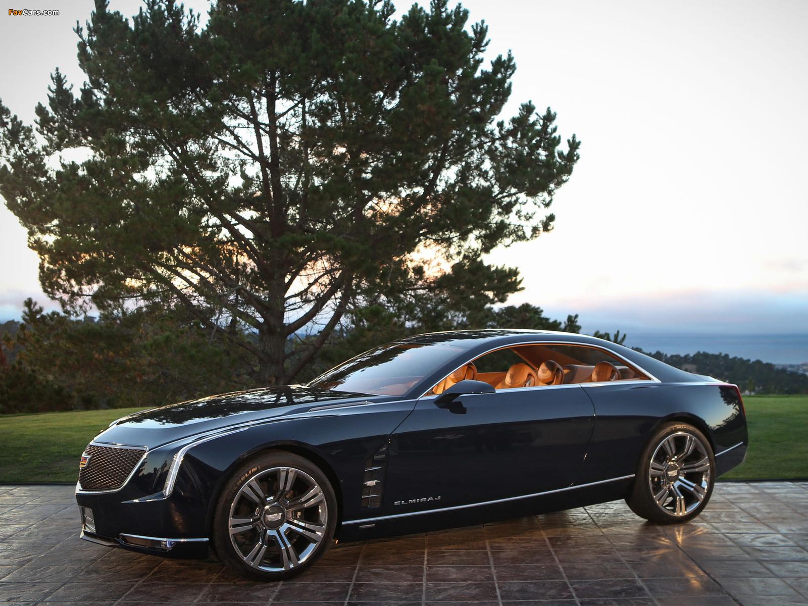 Cadillac Elmiraj Concept 2013 photos (1600 x 1200)