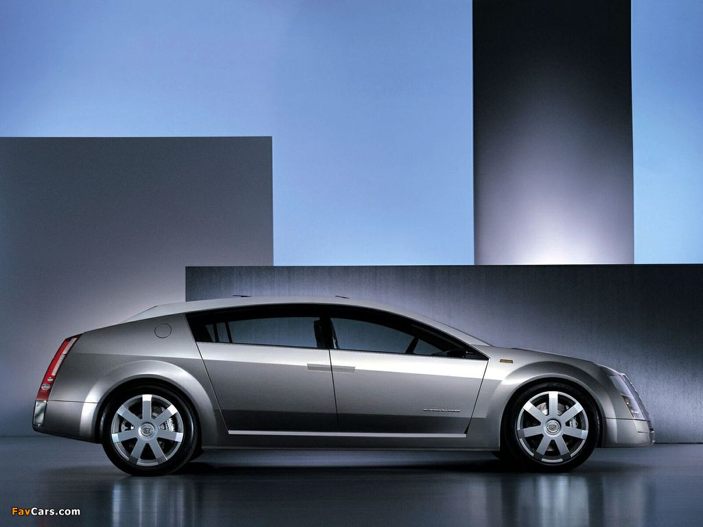 Images of Cadillac Imaj Concept 2000 (1024 x 768)